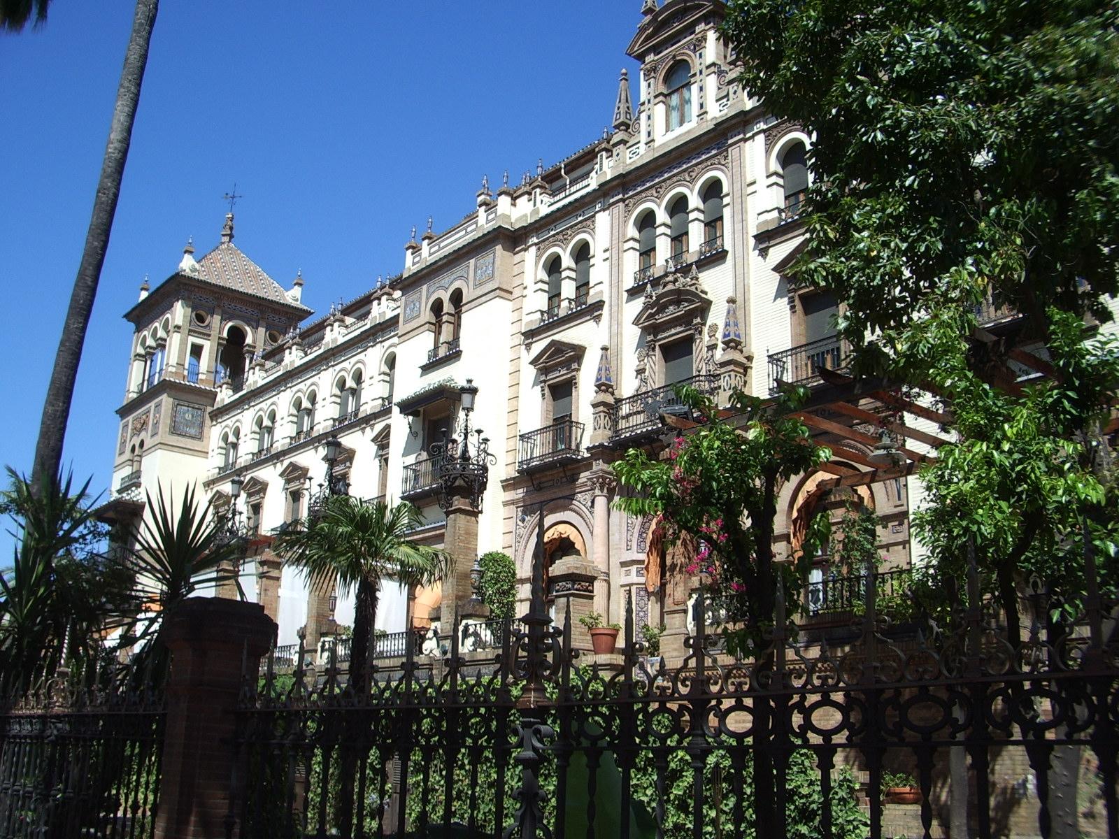 HOTEL ALFONSO XII EN SEVILLA