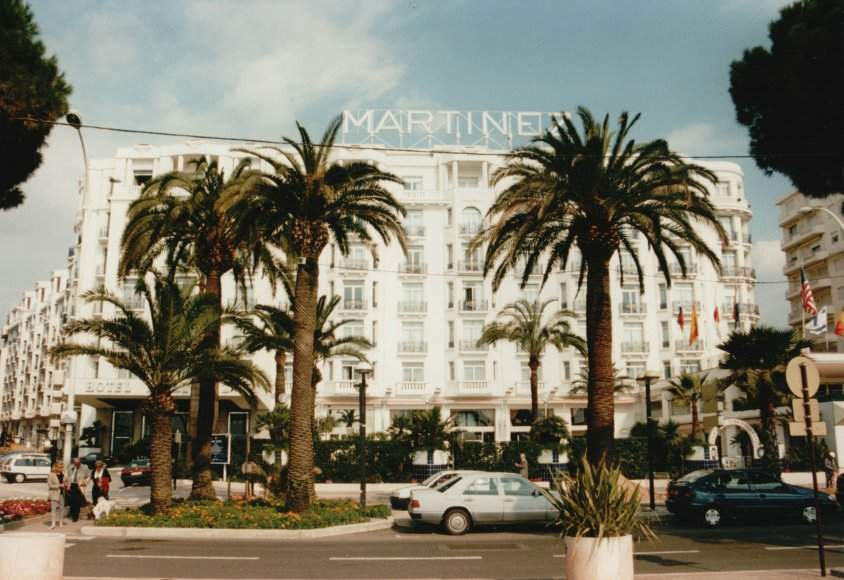 Grand Hyatt Cannes H U00f4tel Martinez