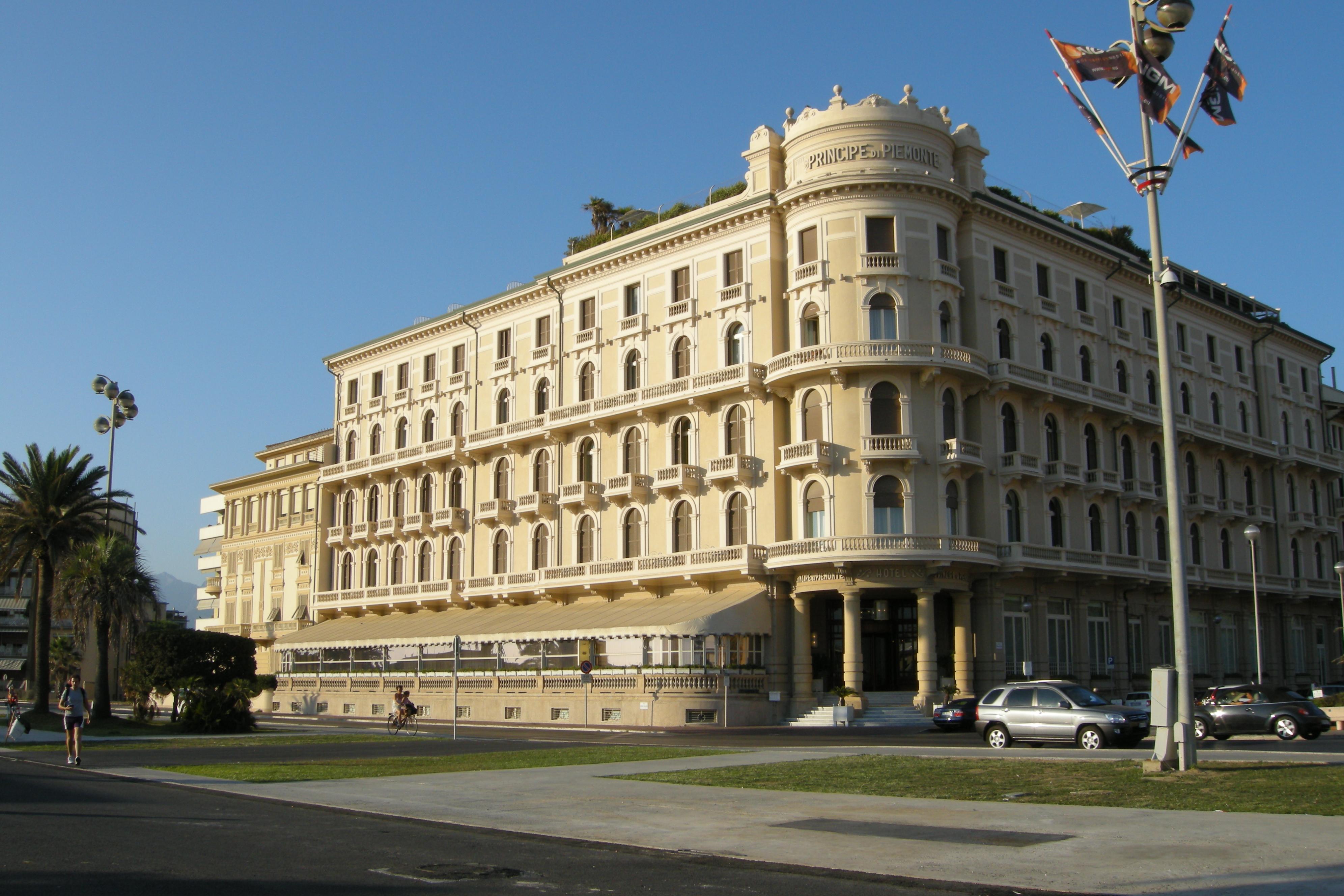 Grand Hotel Principe Viareggio
