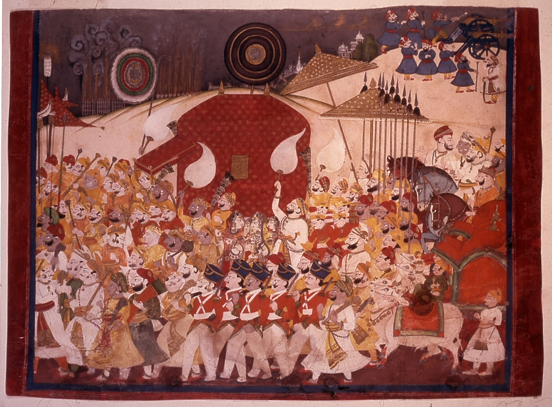 Fileindian a wedding procession walters w883g wikimedia fileindian a wedding procession walters w883g junglespirit Images