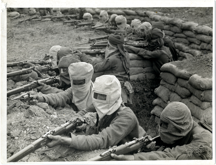 a look at the major events during the first world war i Canada emerged from the first world war a proud,  canada's determination to do so regardless had already been made evident during the 1922 chanak crisis,.