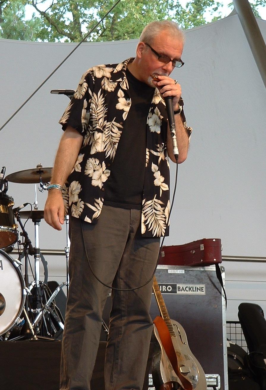 Jean‐Jacques Milteau