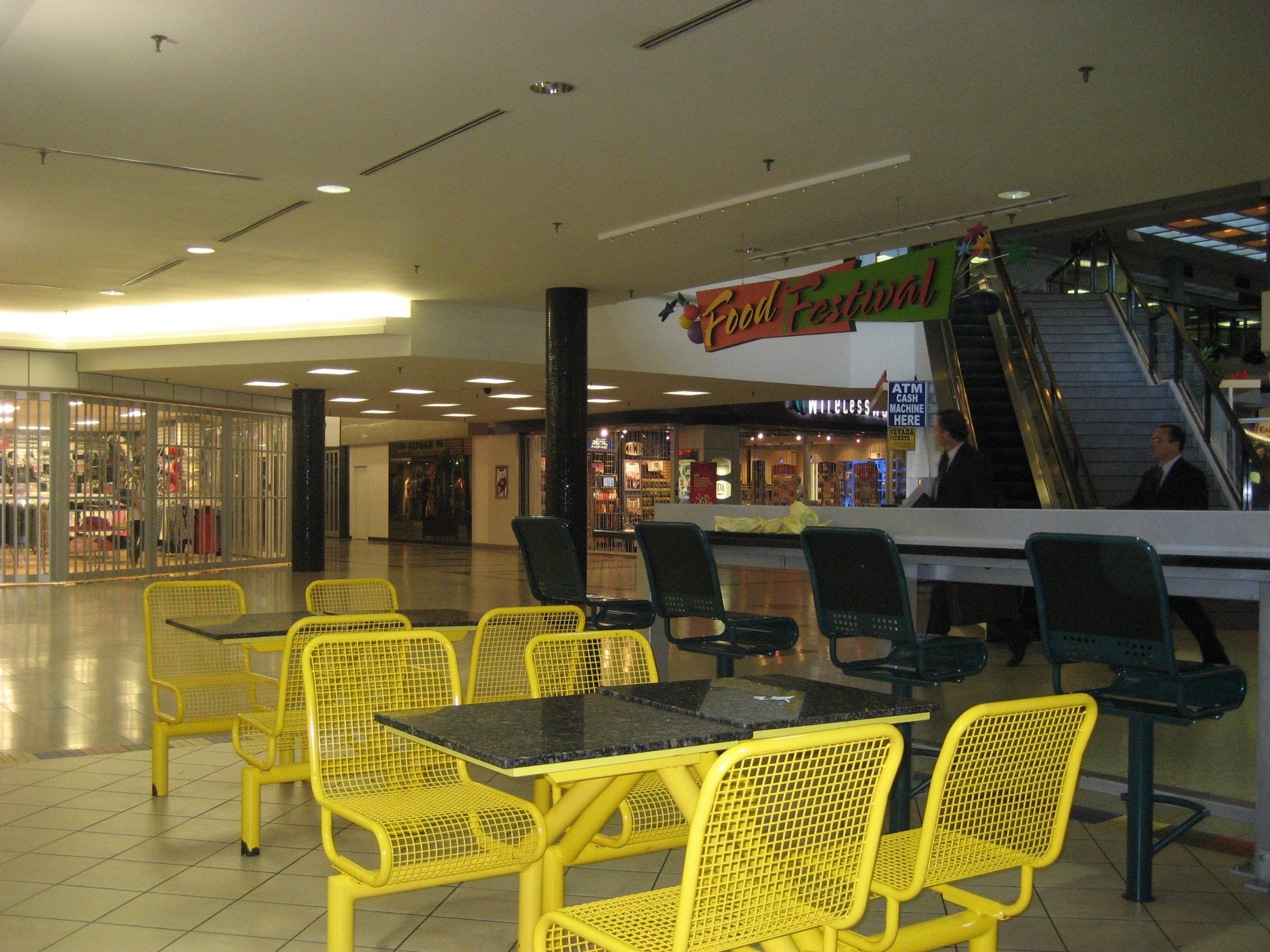 Jackson Square Hamilton Food Court