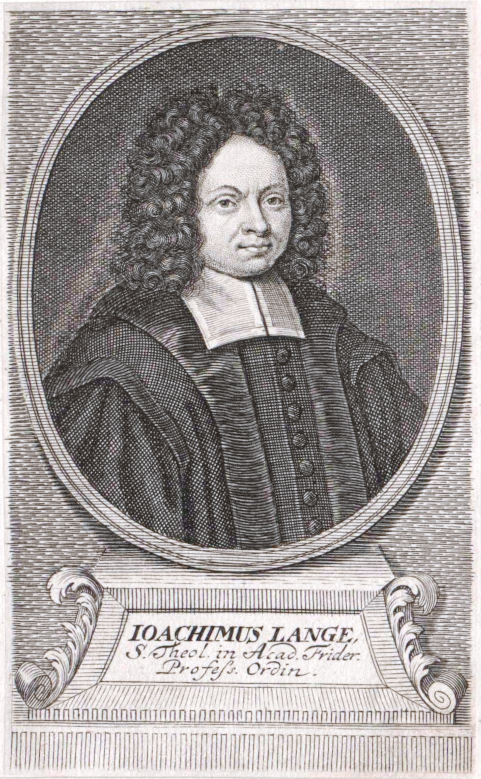 Johann Joachim Lange