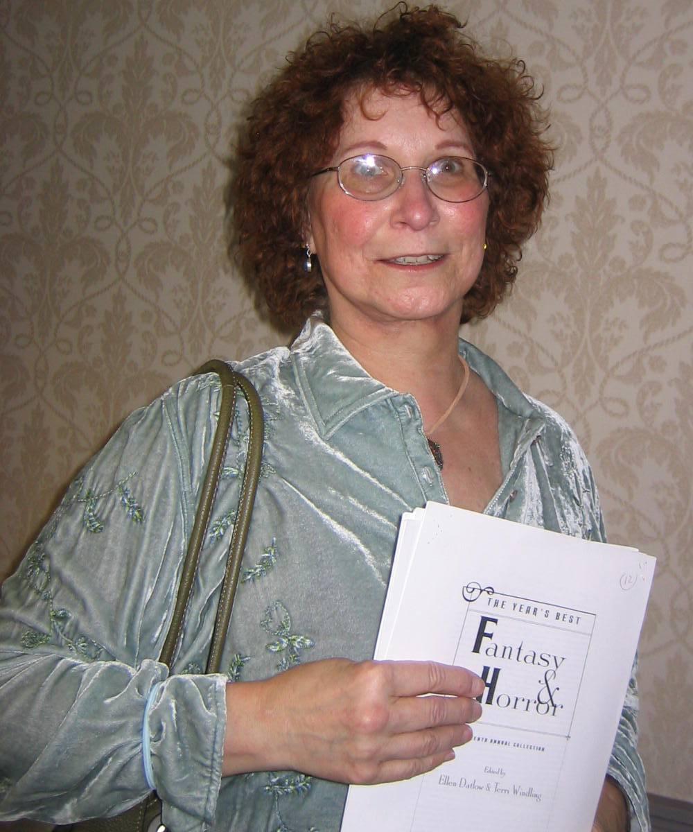 Photo of Joan D. Vinge