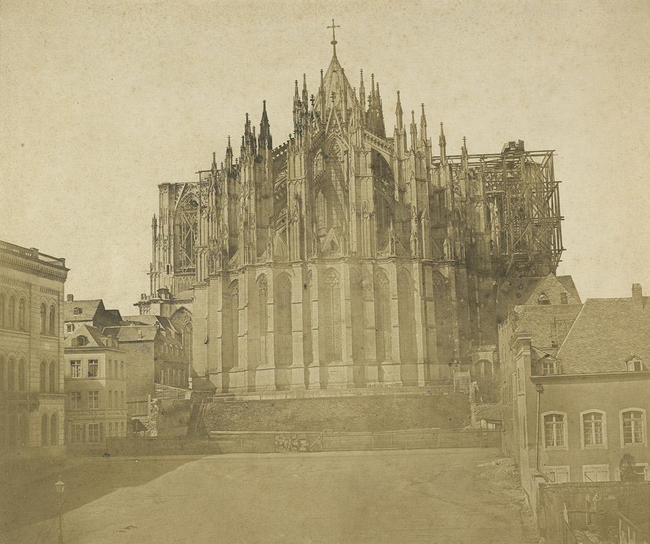 Johann Franz Michiels Kölner Dom 1855.jpg