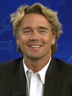 The 58-year old son of father (?) and mother(?) John Schneider in 2018 photo. John Schneider earned a  million dollar salary - leaving the net worth at 4 million in 2018