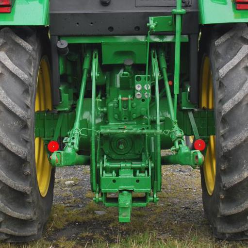 Two Point Tractor : File john deere three point linkage pto and