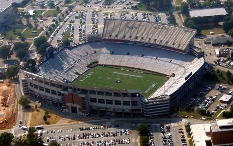 Jordan-Hare Stadium (2005)
