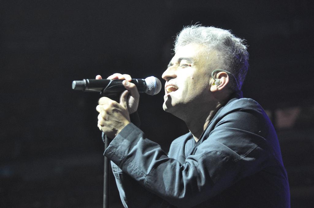 González en 2011.