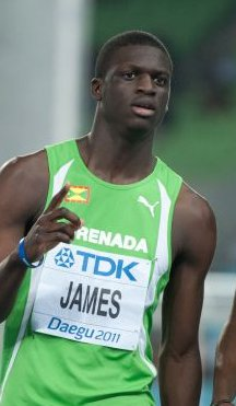 Image illustrative de l'article Kirani James
