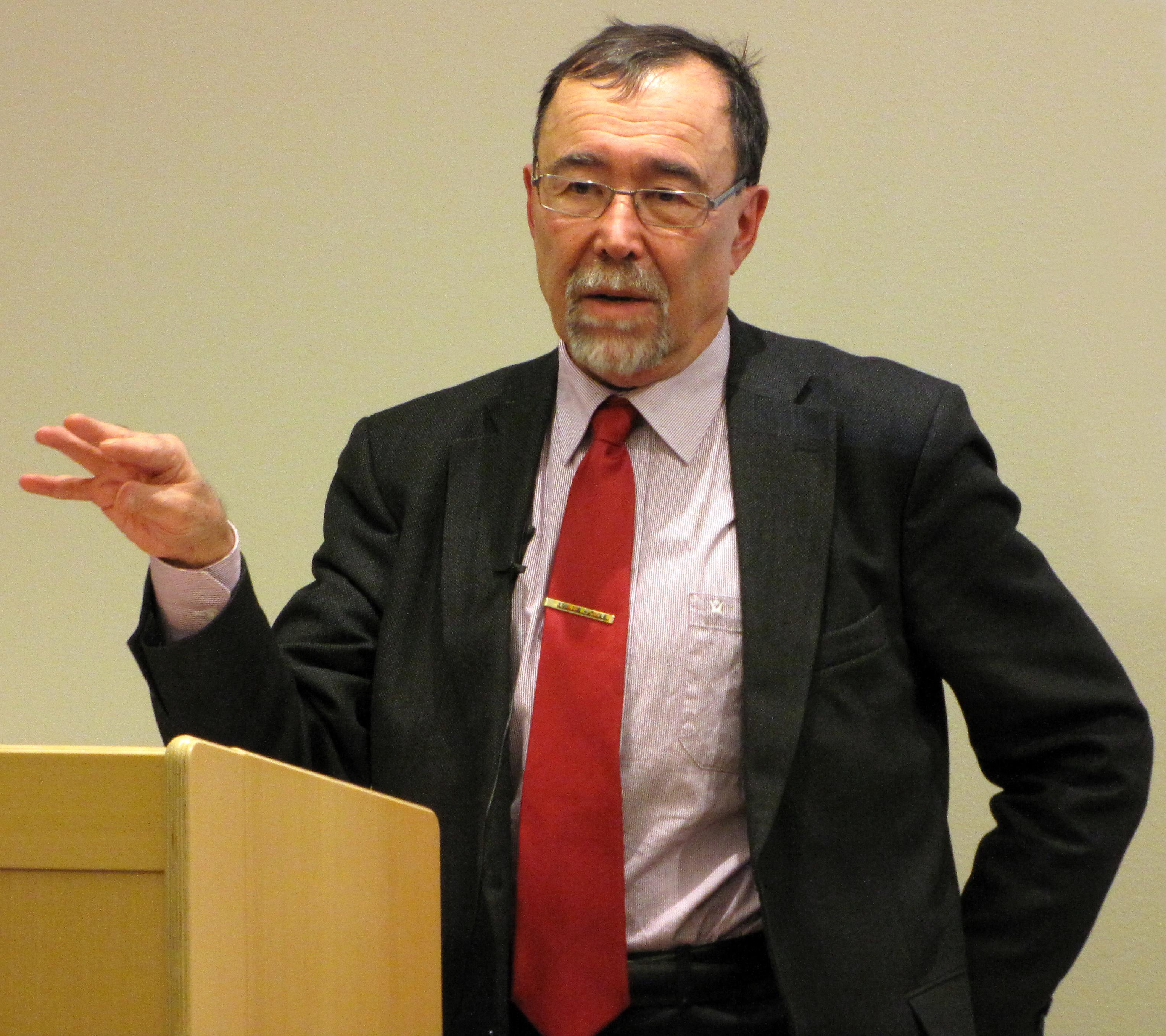 Kristian Gerner in 2012
