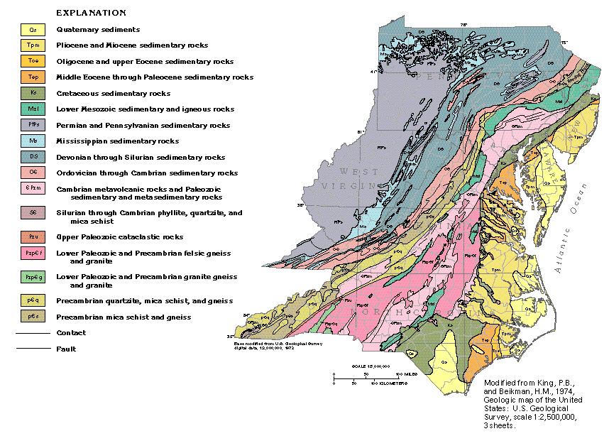 Geology Of Delaware Wikipedia