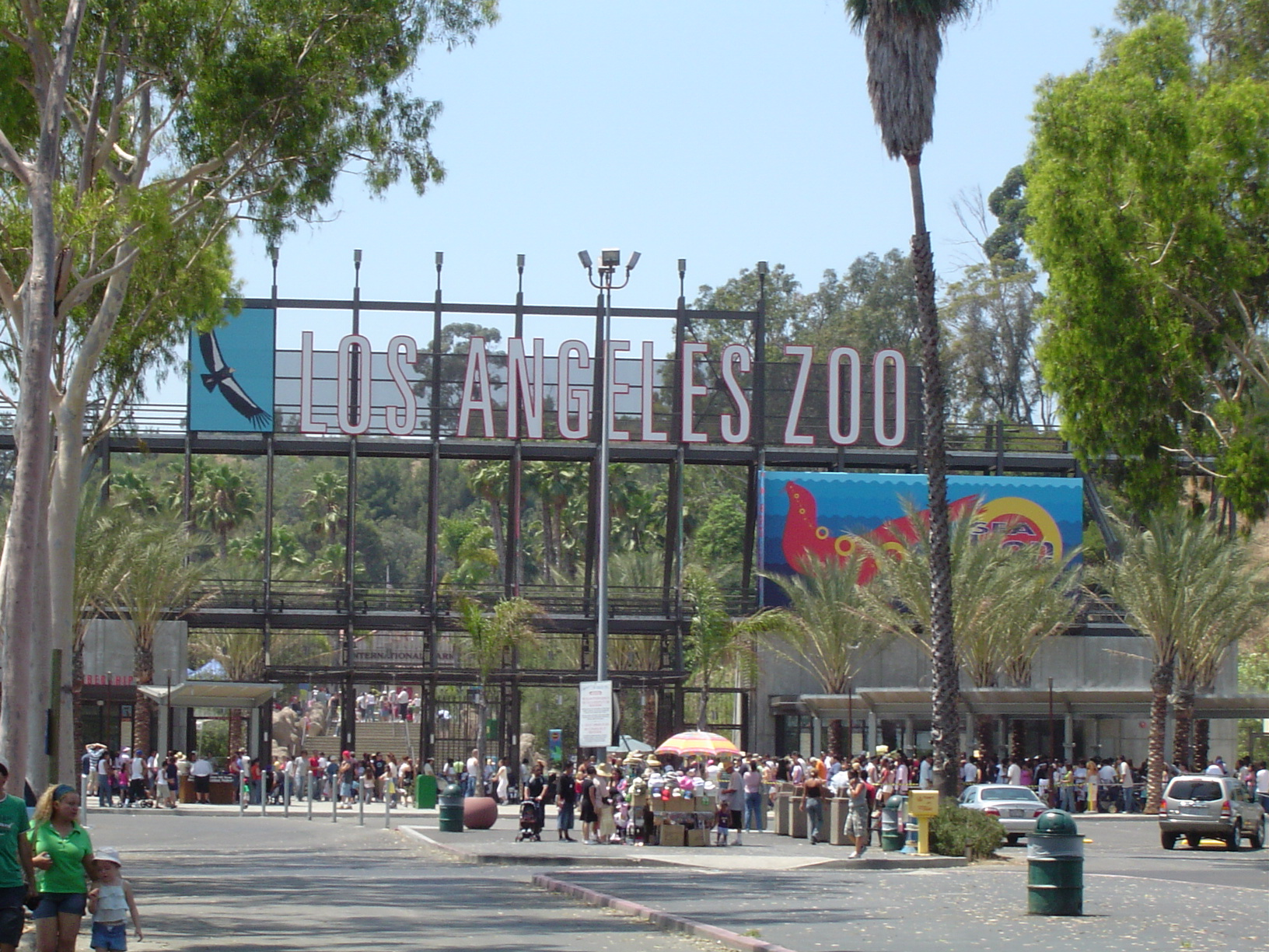 los angles zoo How to make the most of a visit to the los angeles zoo & botanical gardens, located in griffith park.
