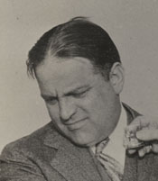 La Guardia during his time in Congress, c. 1929.