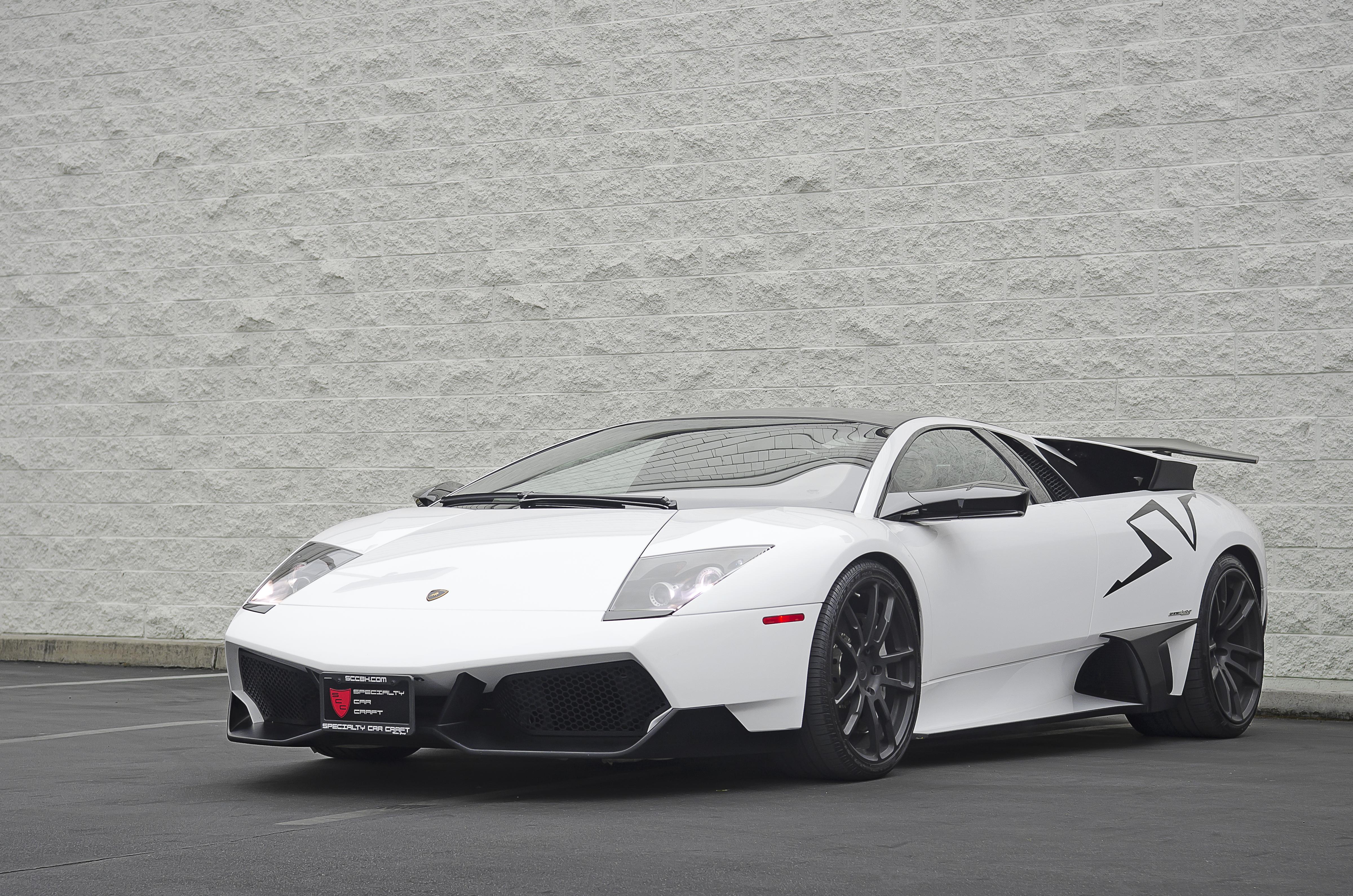Superb File:Lamborghini Murcielago LP670 4 SV By Specialty Car Craft (14202005520).