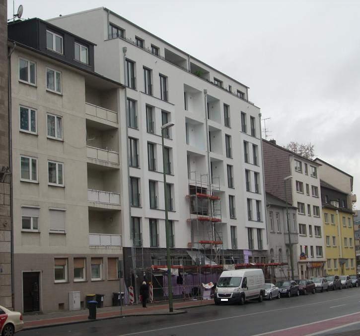 Haus Seeblick Duisburg: Duisburg: Innenhafen & Zentrum [Sammelthread]