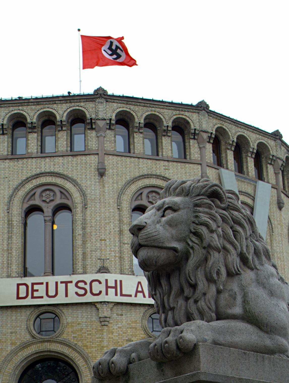 Nazi Almanyası'ndan Parlamento  Dök Mimarlık
