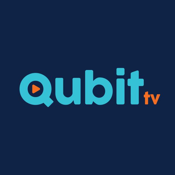 Qubit Logo QubitTV - Wikidata