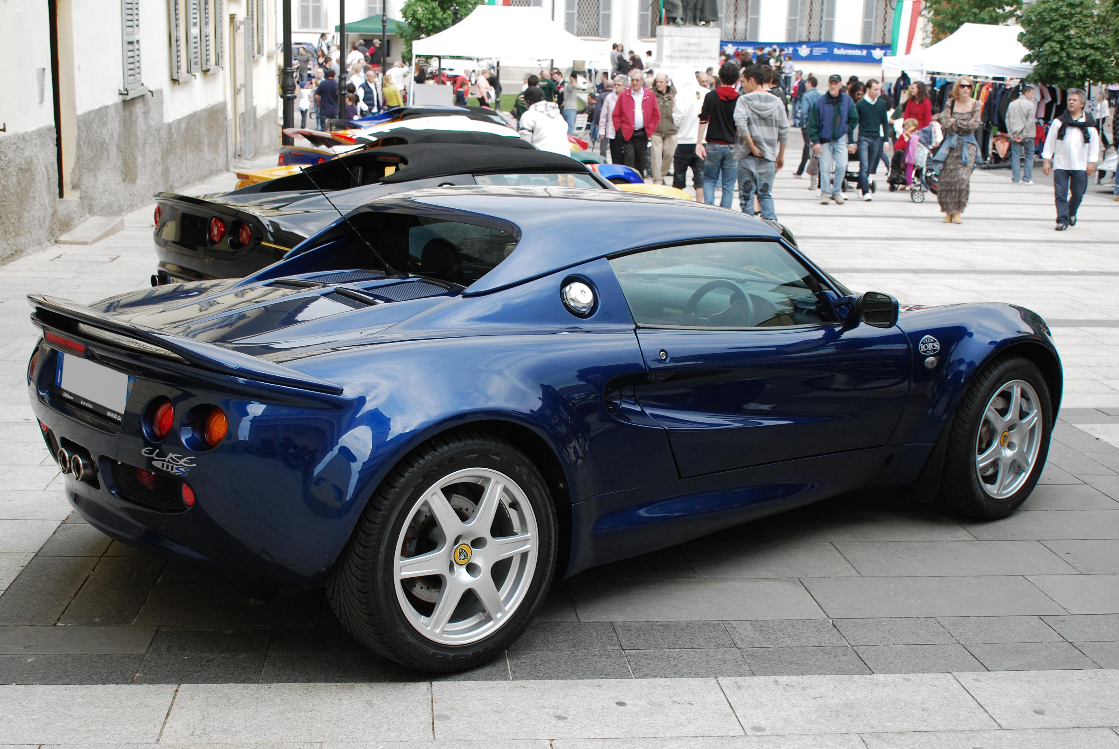 File:Lotus Elise 111S.JPG - Wikimedia Commons