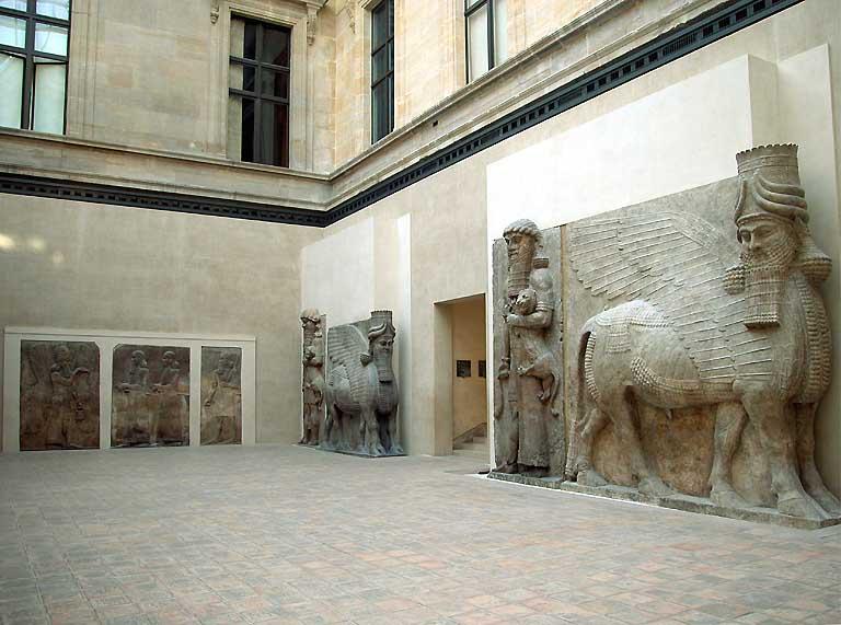Louvre room 229-Khorsabad-19676 AO0004.002