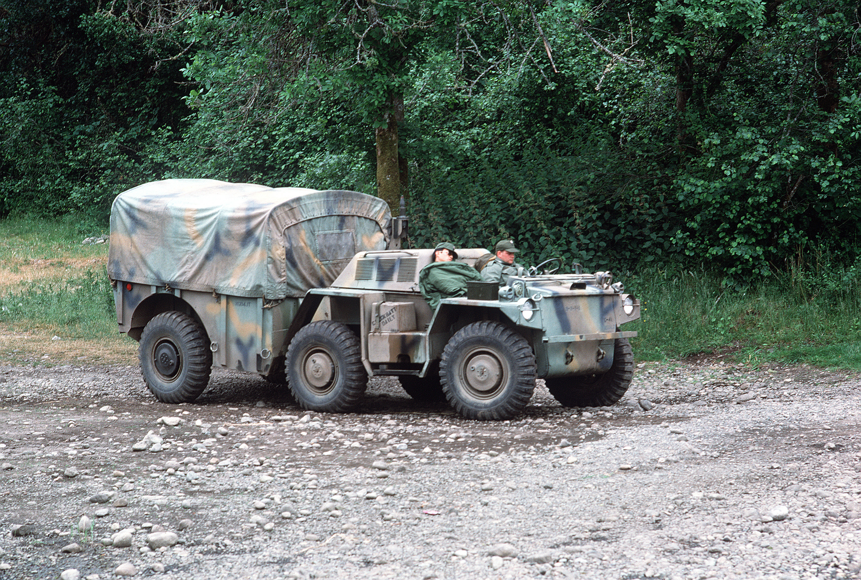 Gama Goat Military Wiki
