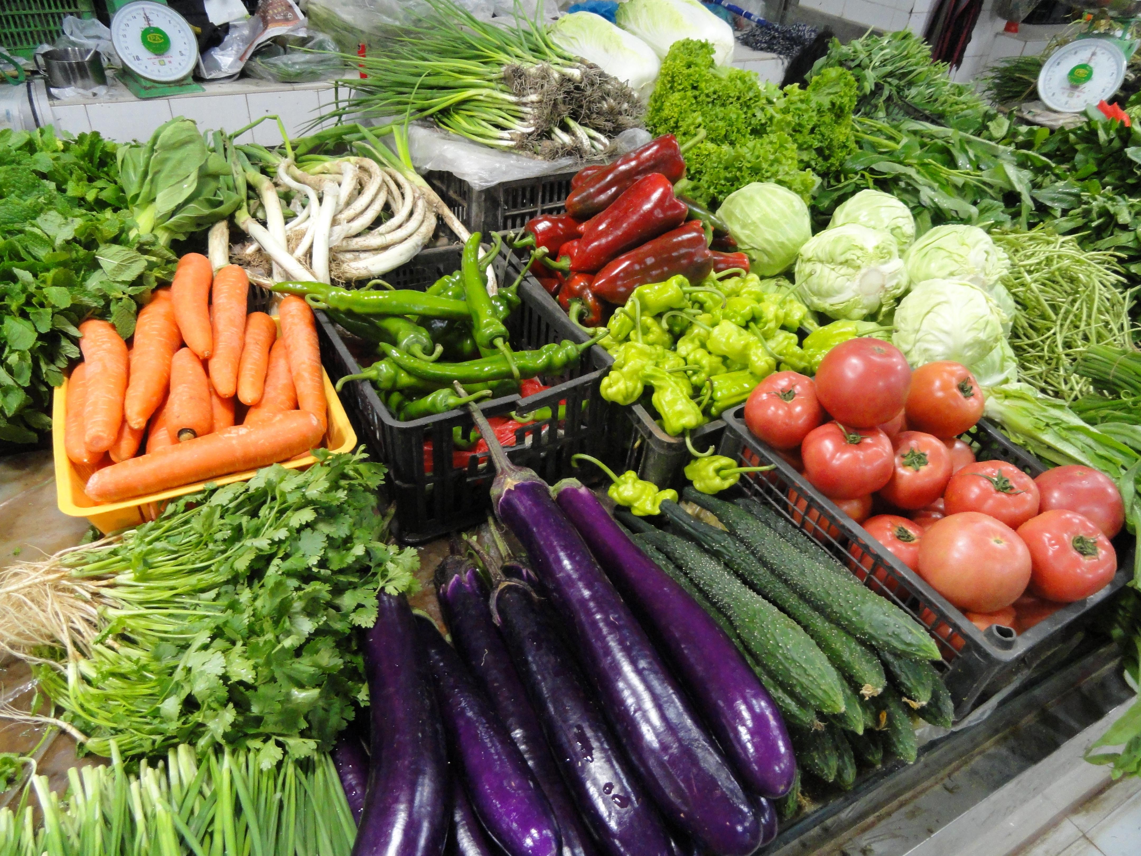 Kunming Food Market