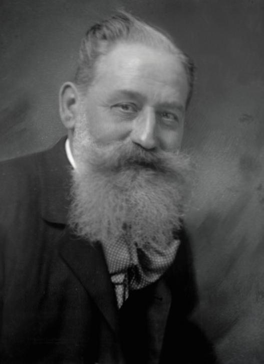 Image of Martin Gerlach from Wikidata
