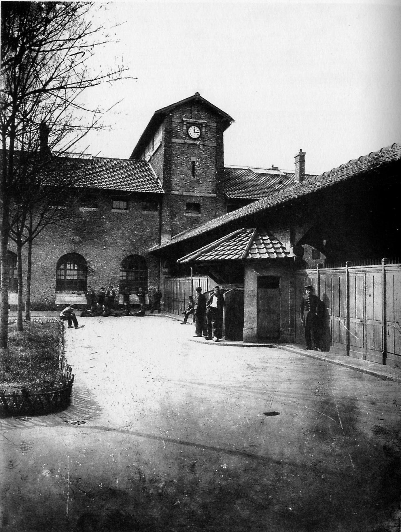 Description marville-prison de la sante2
