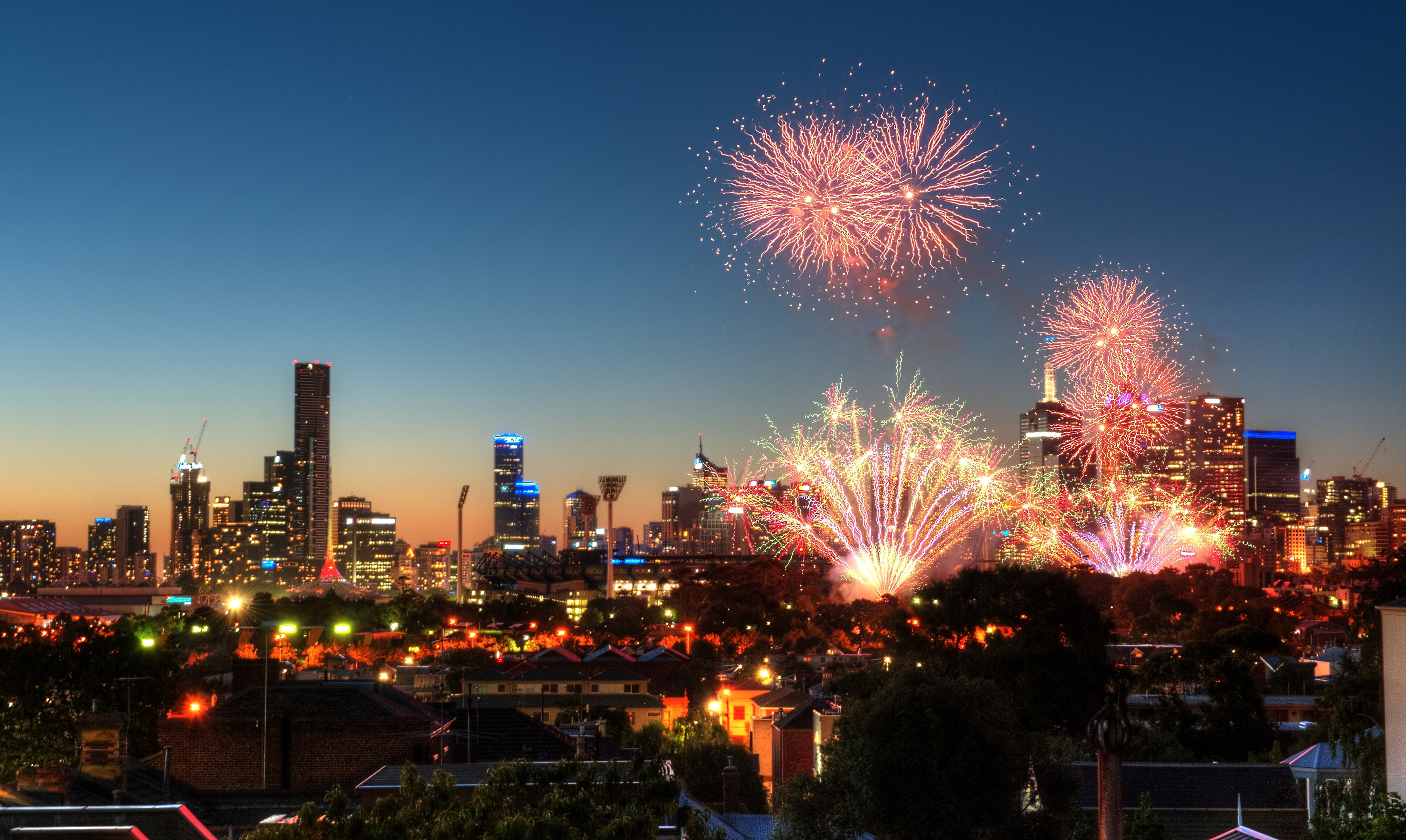 24 Hours of New Year's Eve Celebrations Around the Globe - WanderLuxe