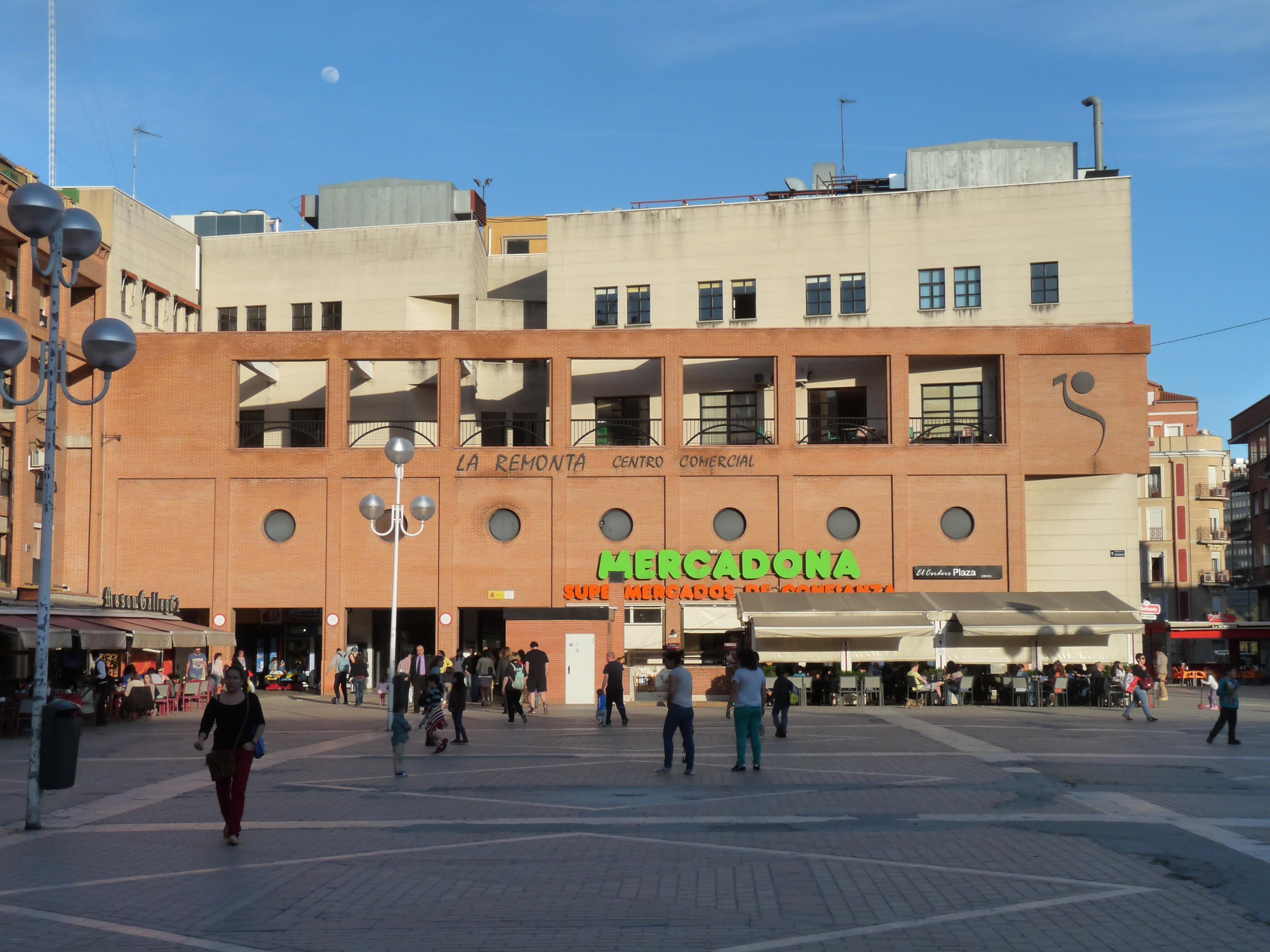 File:Mercadona, plaza de la Remonta, Madrid.jpg