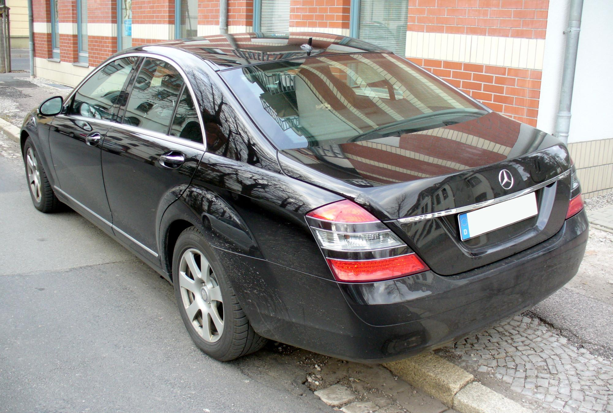 Mercedes Benz S Class Sedan