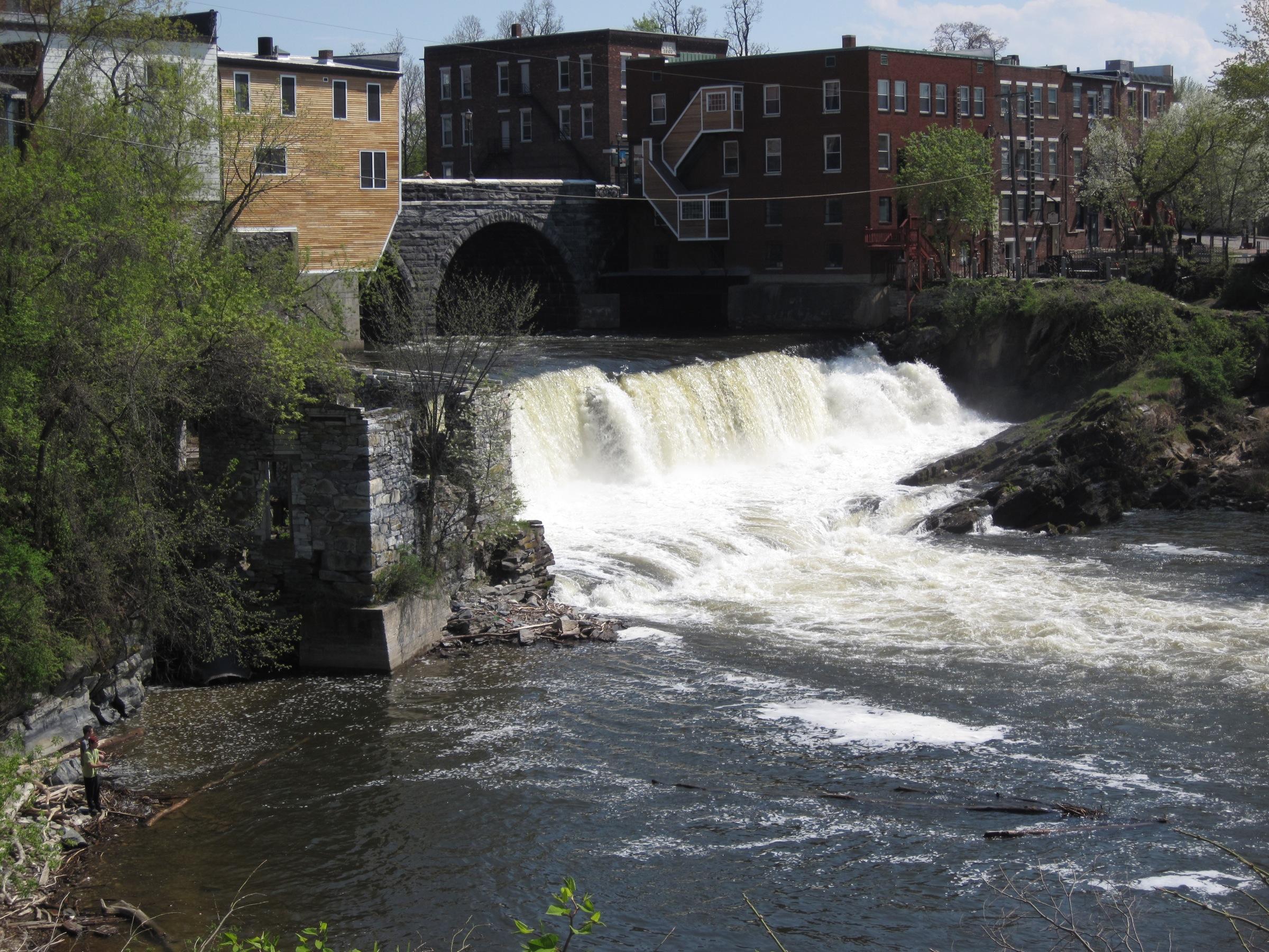 Middlebury VT Falls