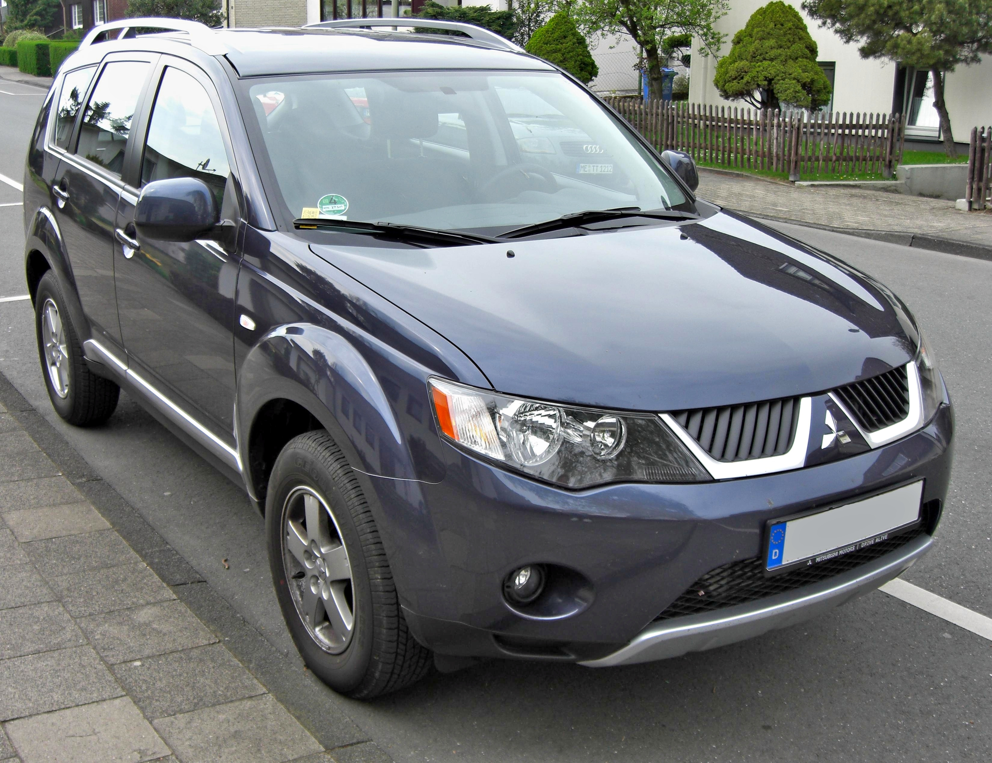 mitsubishi race outlander speed cars phev baja used top car