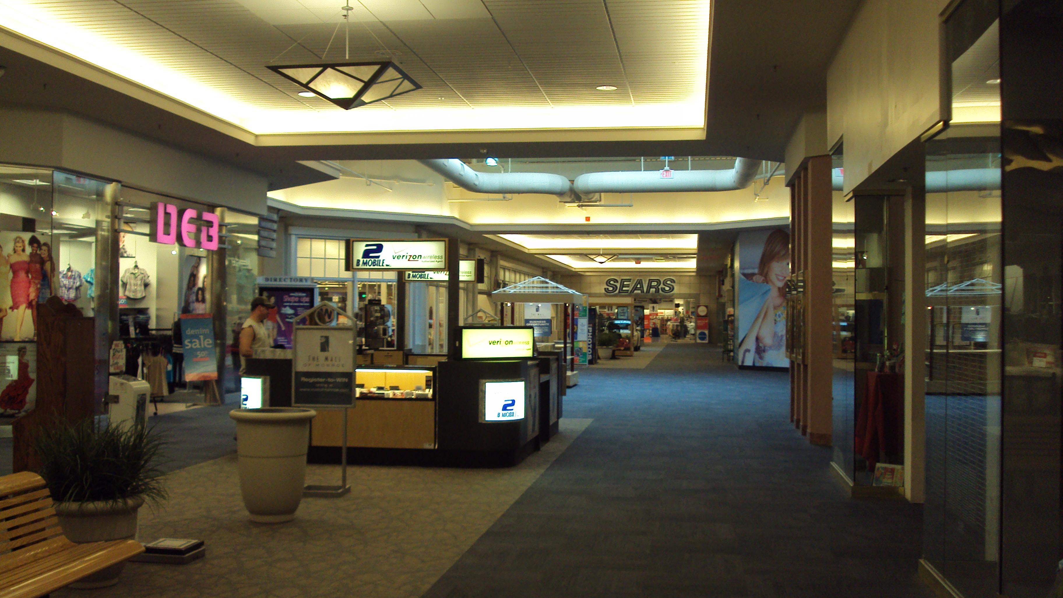 6c63200c6c The Mall of Monroe - Wikipedia