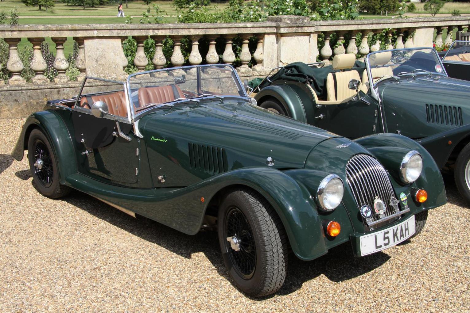 File Morgan Sports Car Club Wikimedia Commons