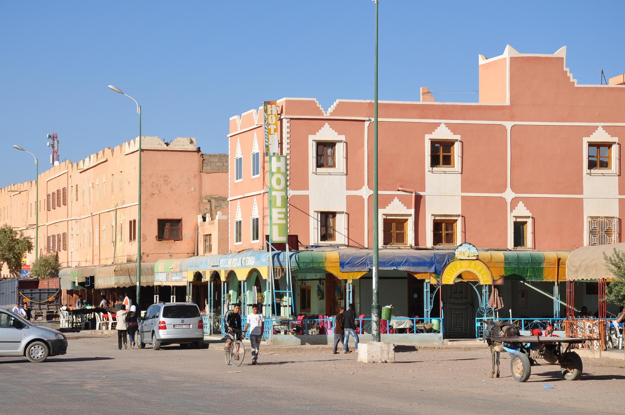 Hotel A Ouarzazate Avec Piscine
