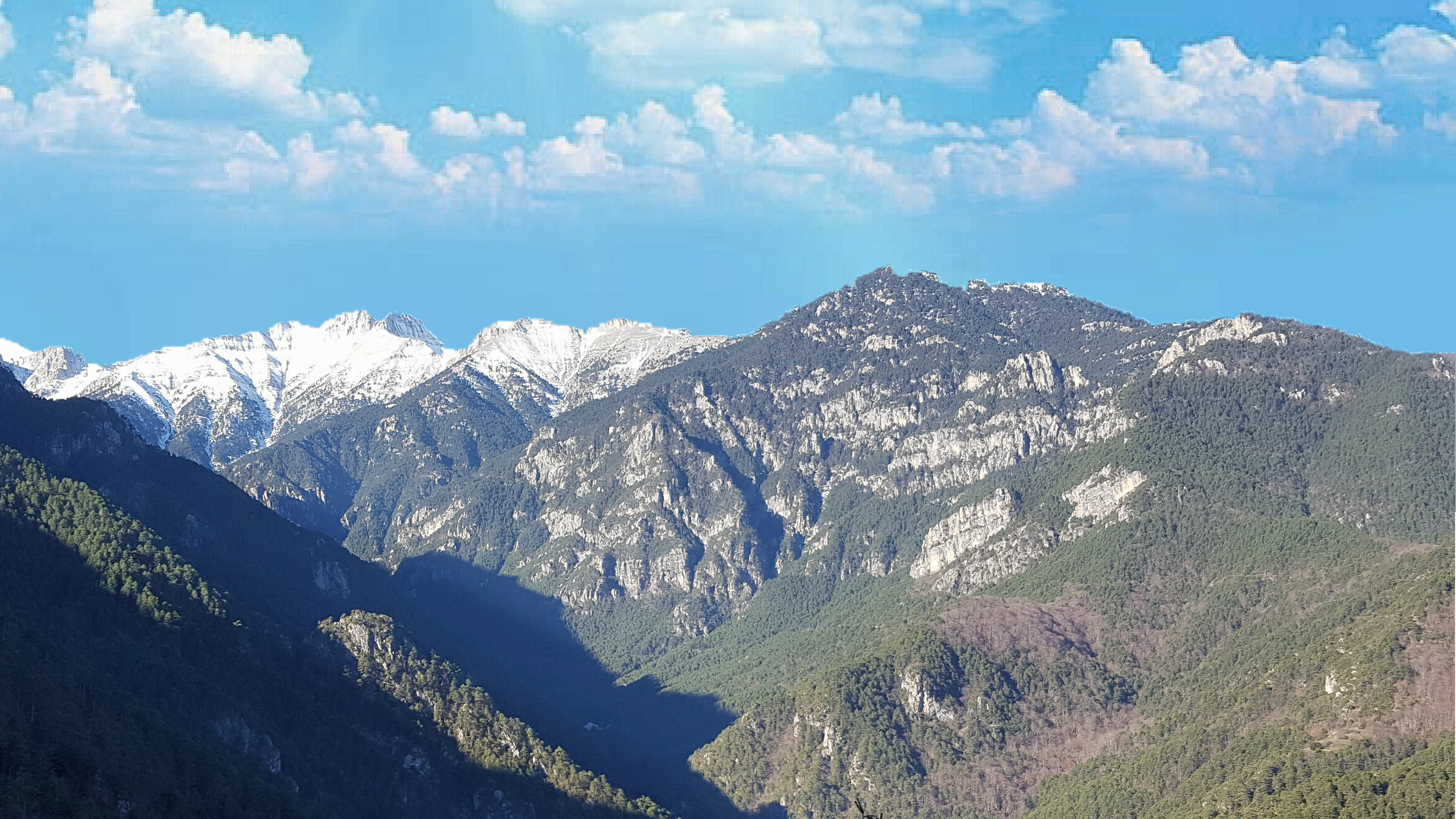 Mount Olympus, Greece: a description of where it is and how to get there Excursion to Olympus 36