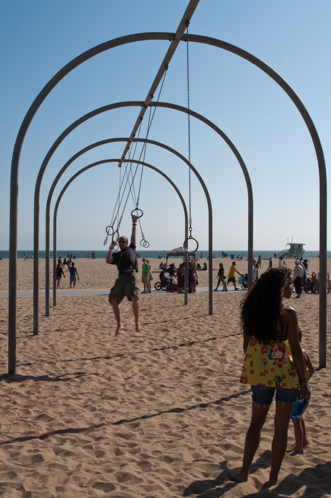 Muscle Beach Rings