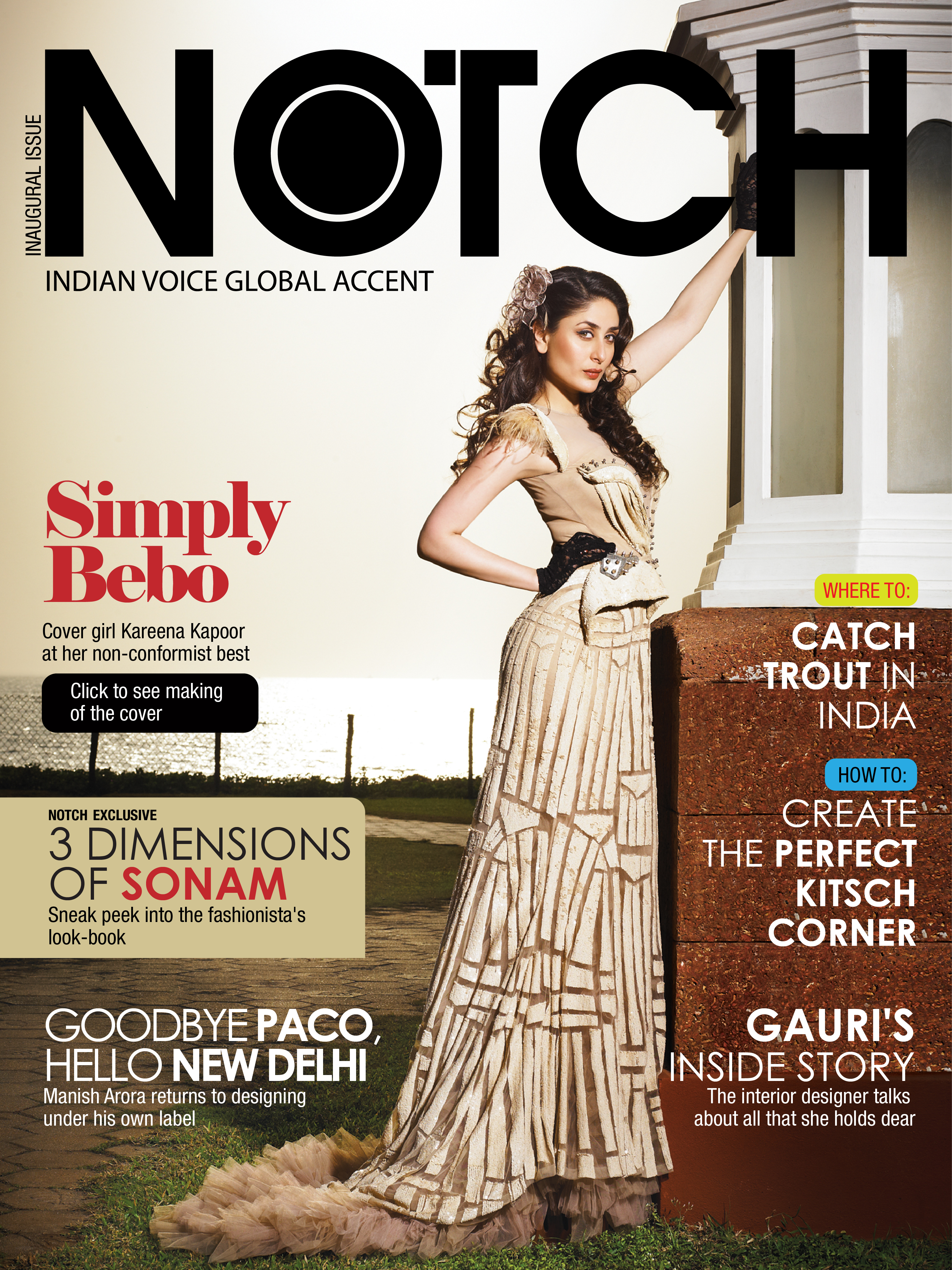 file notch magazine  november 2012 issue cover with