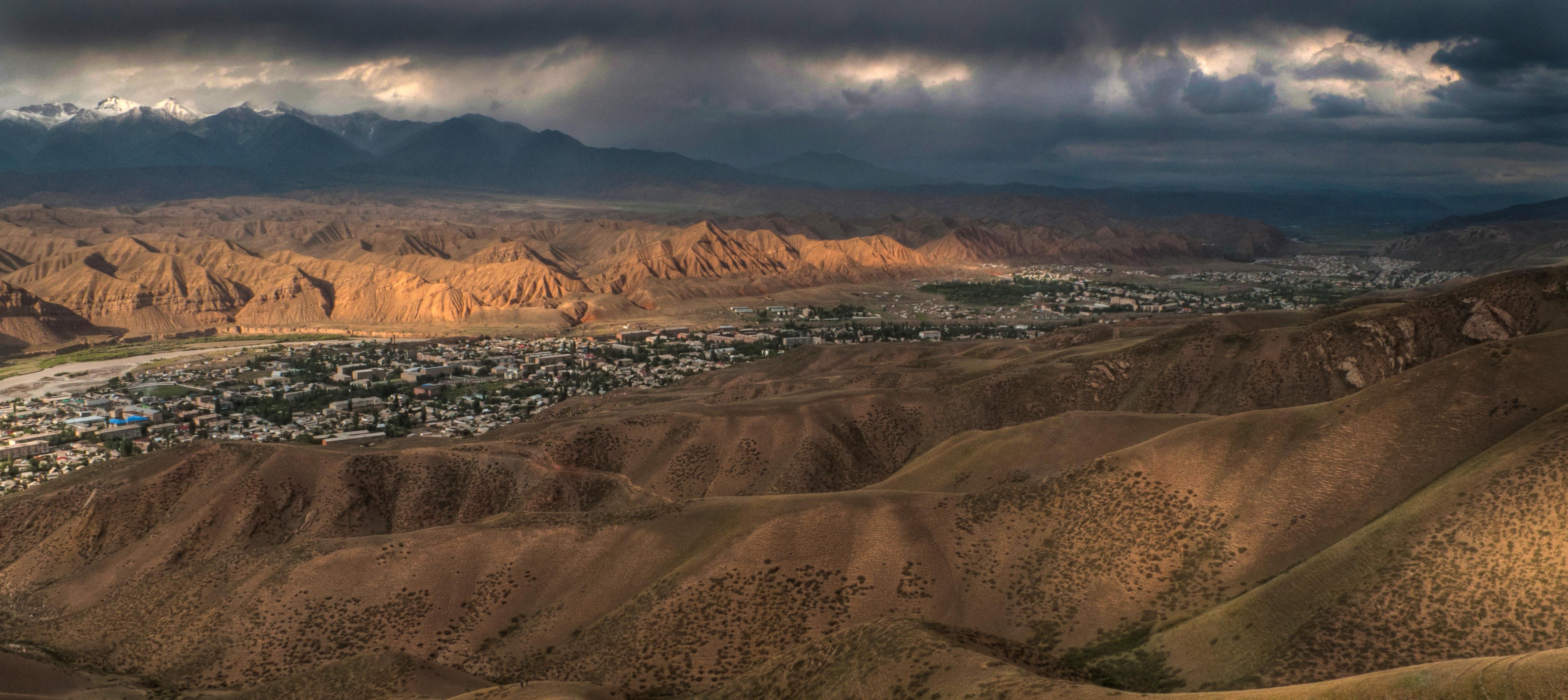 نارین، قرقیزستان
