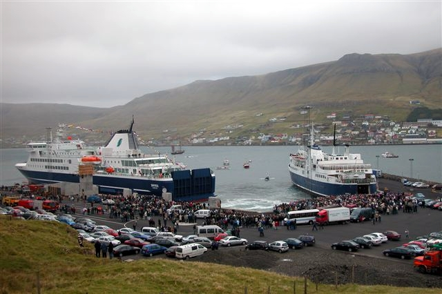 Transport In The Faroe Islands Wikipedia