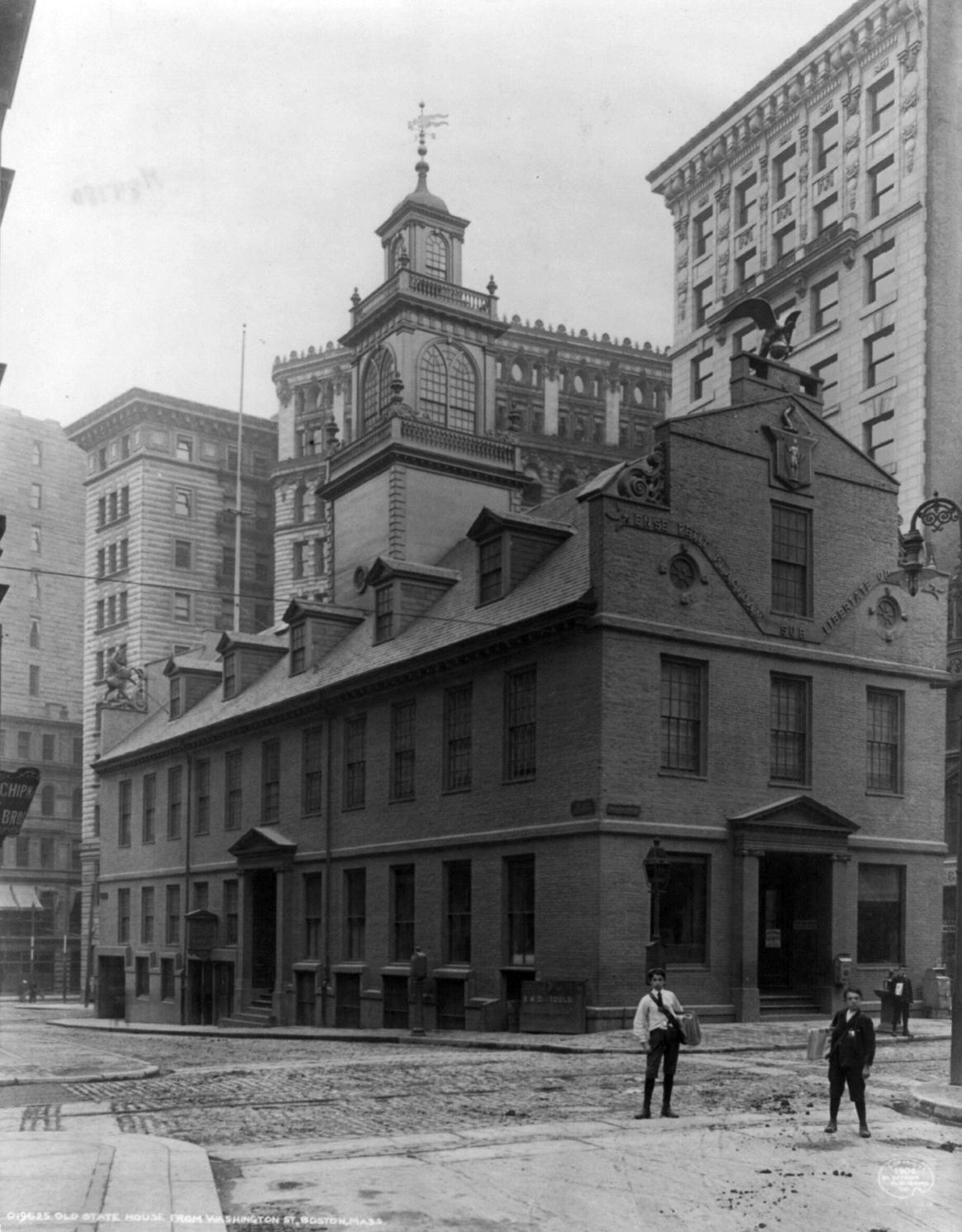 Old State House C Boston C Cph B