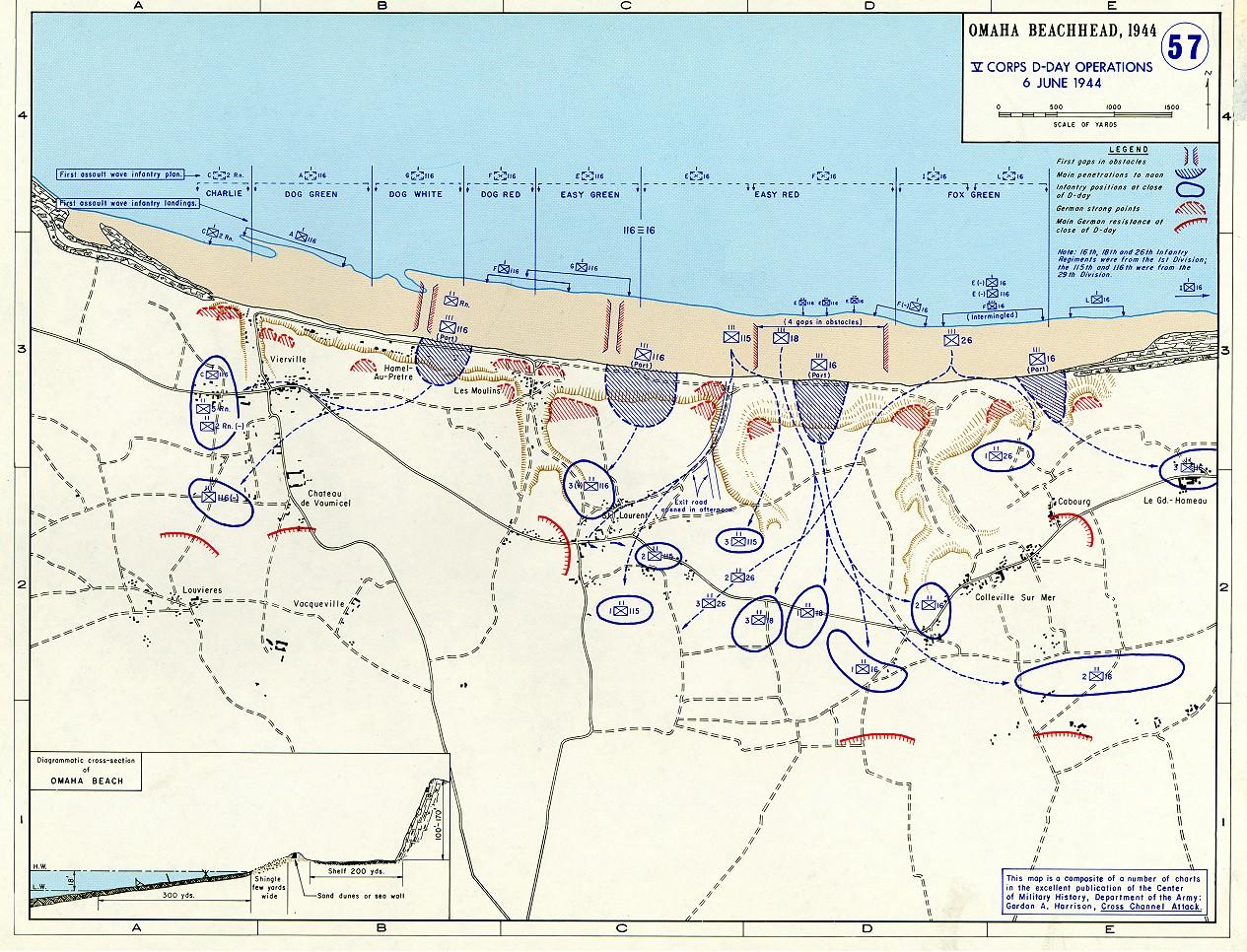 Omaha Beach – Wikipedia on