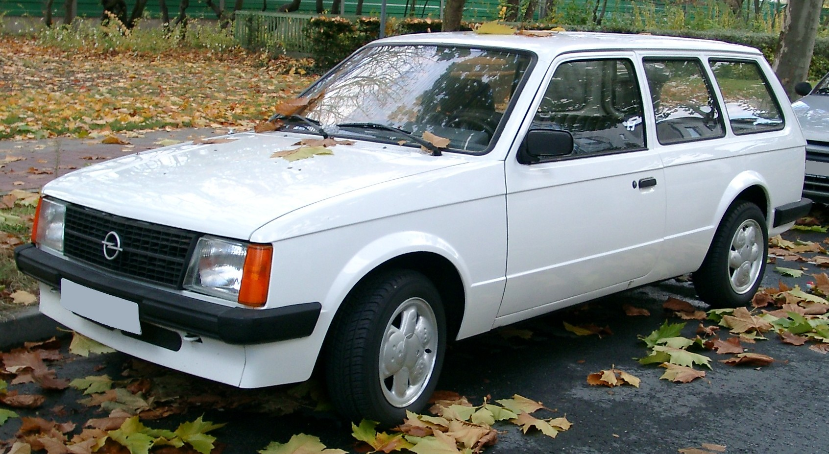 File Opel Kadett D Kombi Front 20071030 Jpg Wikimedia