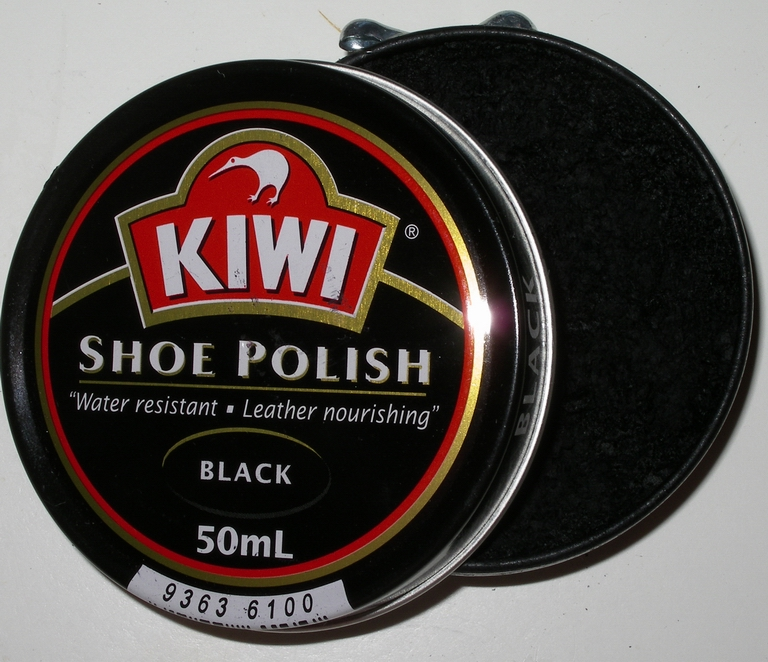 shoe polish solvent