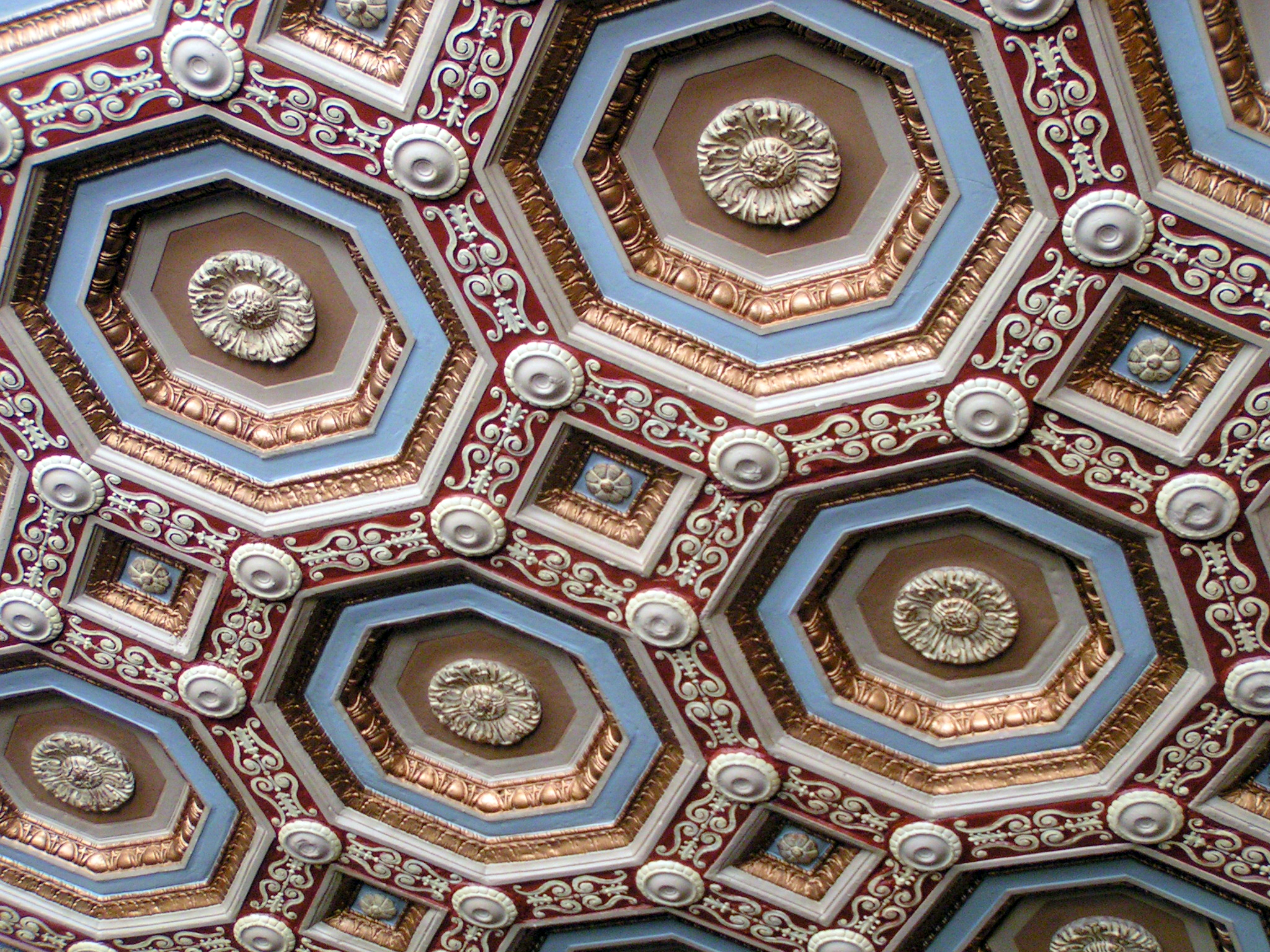 File Ornate Ceiling Jpg Wikimedia Commons
