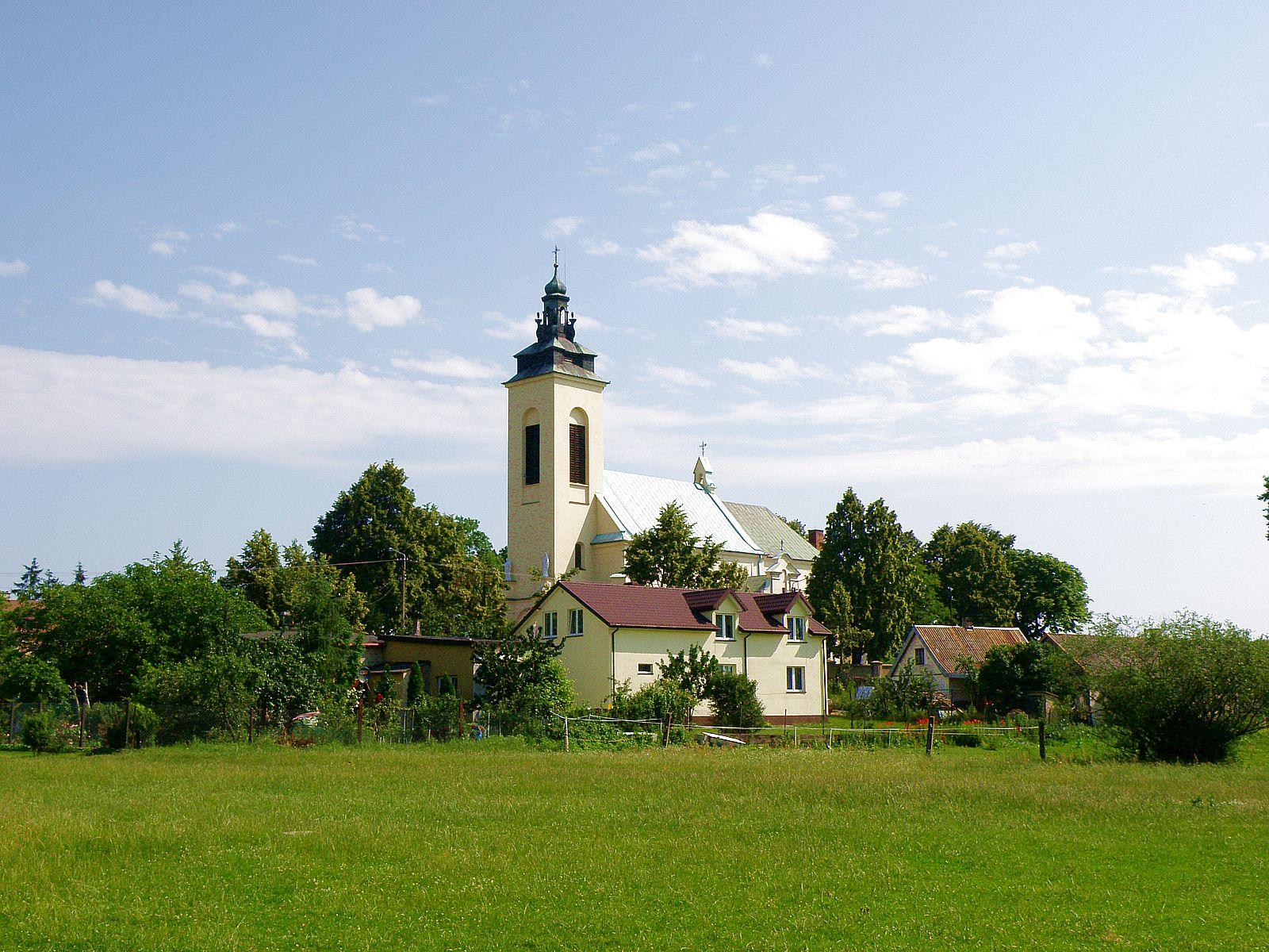 Kościół Św. Anny w Pomiechówku