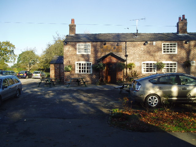 Creative Commons image of Ye Olde Parkgate Inn in Knutsford