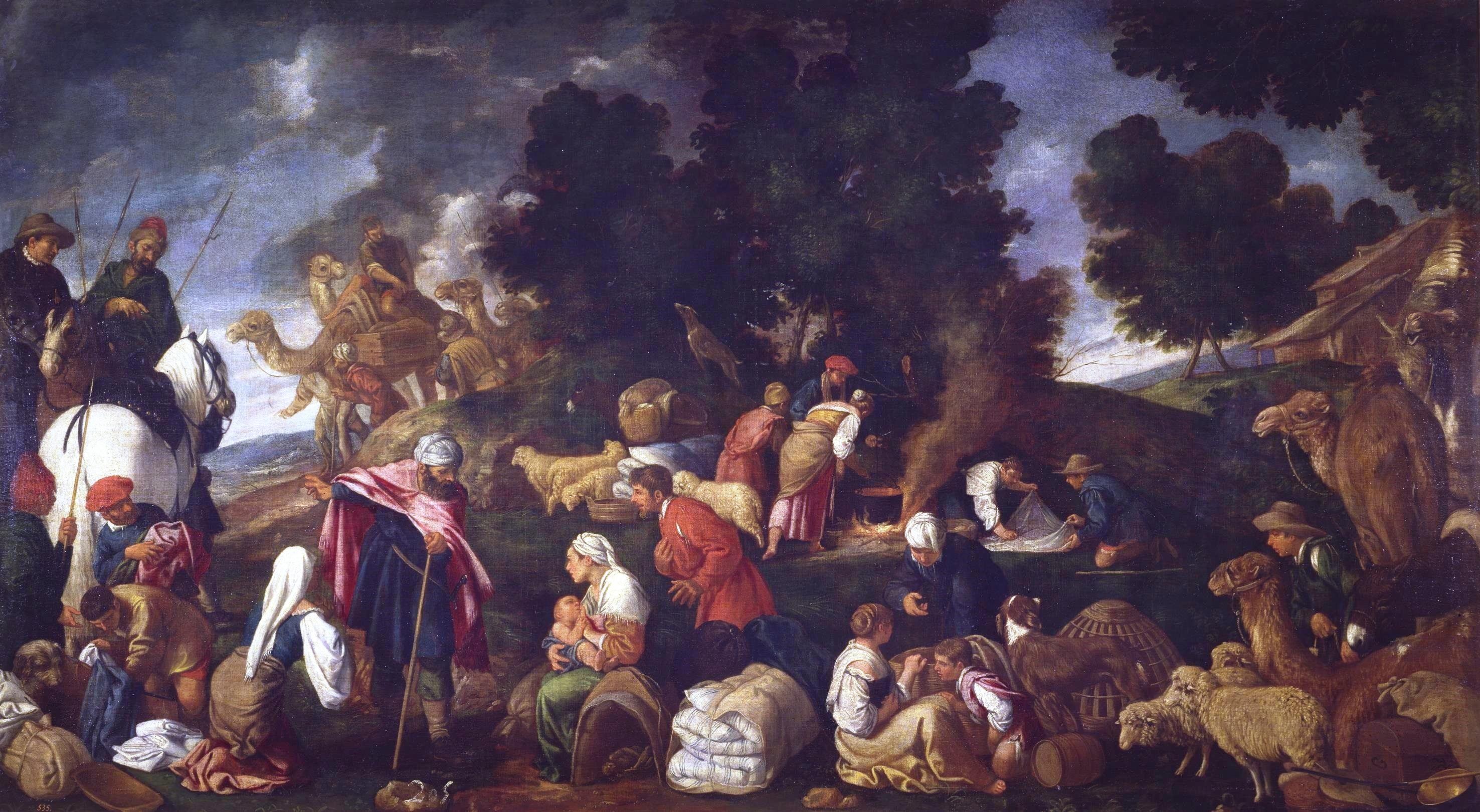 Archivo pedro de orrente wikipedia la - Busco trabajo de pintor en madrid ...